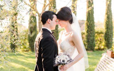 A Classic and Heartfelt Tuscany Countryside Wedding
